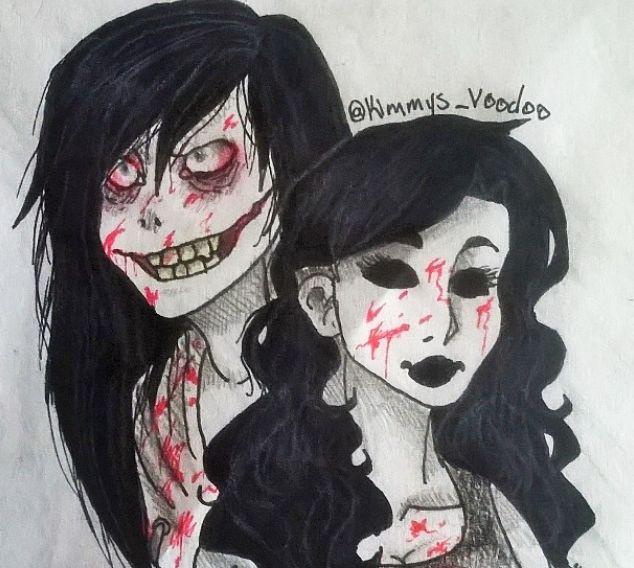Sir Jeff And Madam Jane by Kimmys-Voodoo on DeviantArt