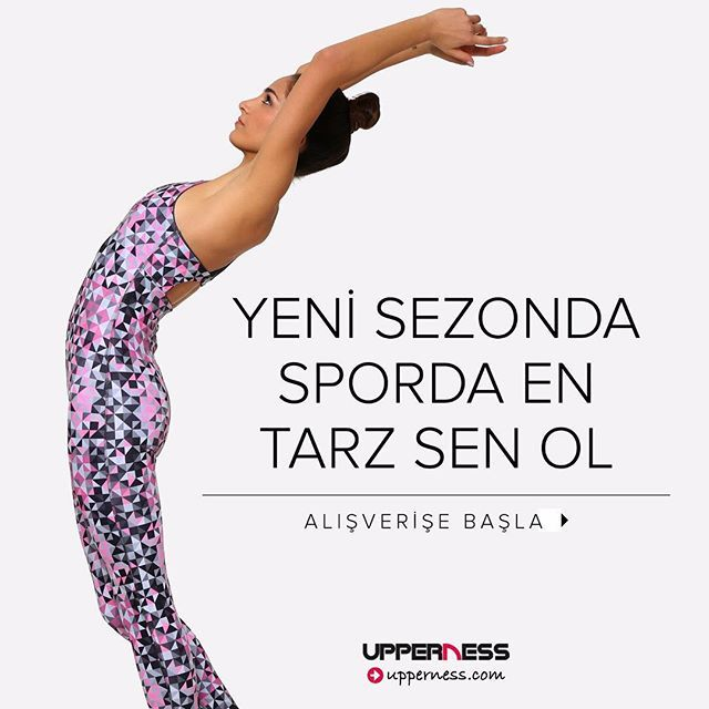 Yeni Koleksiyon hazır  YENI SEZONDA SPORDA EN TARZ SEN OL Tüm ürünleri kesfetmek için SHOP ONLİNE | www.upperness.com  Upperness'i ayrıca @modagram @morhipo @lidyanacom  ve @n11 de bulabilirsiniz #Upperness #airytouch #yourstyleinsports #motiveet #Rengarenk #şık #sportlife #sportsapparel #sportsfashion #modafitness #fitnessaddict #fitnessmodel #fitnessmotivation #gymfashion #gymtime #gymlovers #pilatesturkiye #zumbaturkey #pilatesturkiye #runningwoman #antrenman #workout #newcollection #...