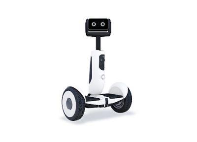 INNOVATIONS OF 2K17: SEGWAY ROBOTS