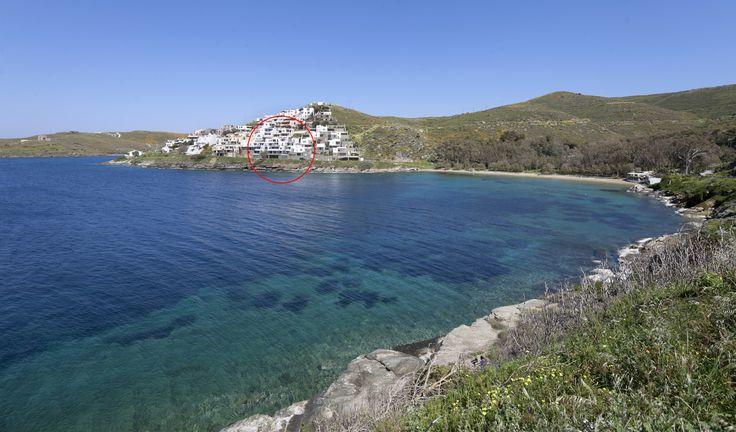 Gialiskari Bay @ Kea Island