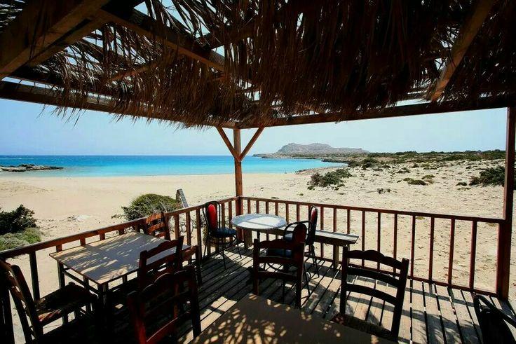 Diakoftis Beach Karpathos Island