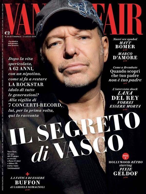 SCRIVOQUANDOVOGLIO: VASCO ROSSI A ROMA (26/06/2014)
