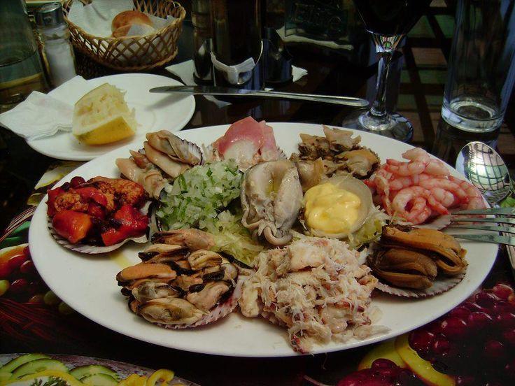 Love seafood!!!!