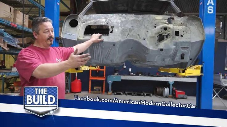 On this episode of The Build, American Modern's team is doing some more body work to the 1965 Chevy Malibu as well as removing it from it's frame. Be sure to follow along on Facebook at http://www.facebook.com/AmericanModernCollectorCar @American Modern Insurance Group