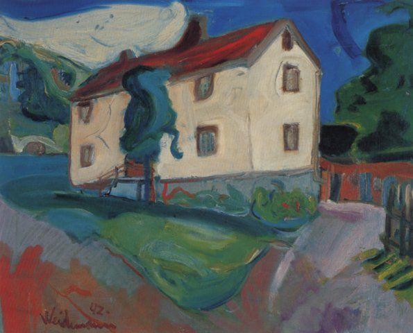 Rugosa: Jakob Weidemann 1923-2001