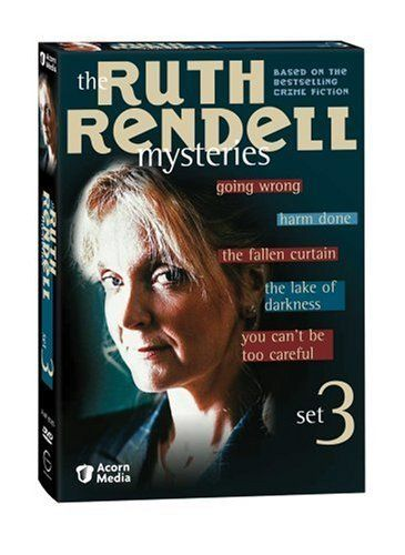 Ruth Rendell Mysteries (TV Series 1987– 2000)