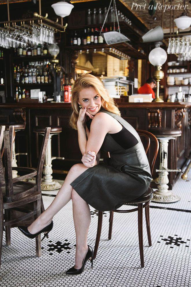 Decked Out: Kelli Garner's Marilyn Monroe Moment