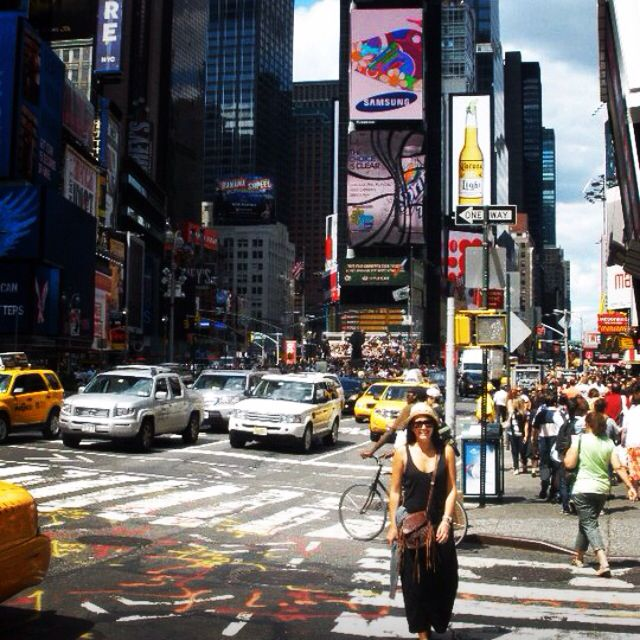 Take me back to the city of New York
