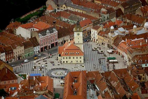 Brasov Center (Piata Sfatului)