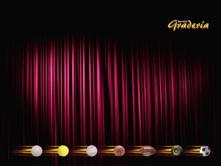 Bienvenido 2013, que se abra de nuevo el telón deportivo con lo mejor de las noticias nacionales e internacionales. http://www.revistagraderia.co