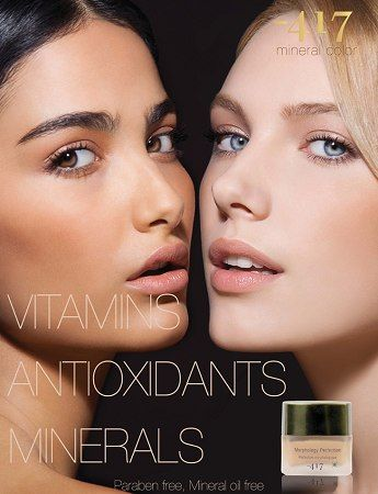 A Prestigious line of cosmetics that offers ideal solutions for every woman in a wide variety of skin tones.