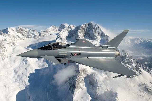 Military and Commercial Technology: Austria wants to end Eurofighter program early amid row with Airbus