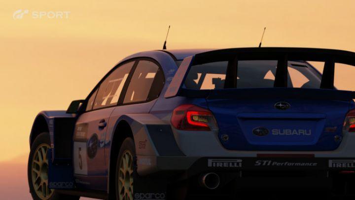2015 Subaru WRX STi Group.B rally car Series IV [GP]