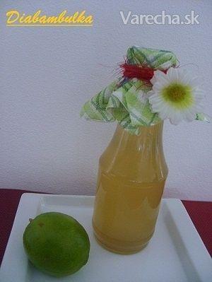 Sirup z medovky (fotorecept)