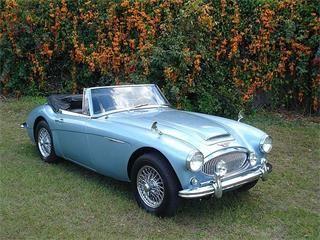 1963 Austin-Healey MKII.
