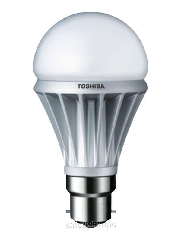 Toshiba LED Light Bulb E Core GLS 5.5Watt Energy Saving Light Bulb LED B22
