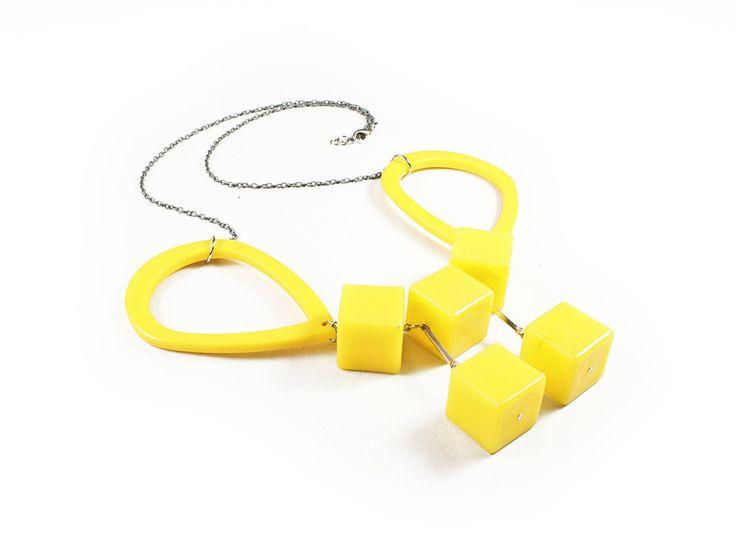 SQUARE U! Collection SS 2013   TRASH4FLASH Necklace   SHOP@ trash4flash.bigcartel.com
