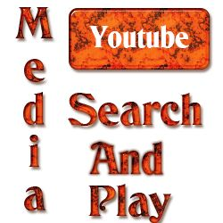 Media Youtube Search And Player
