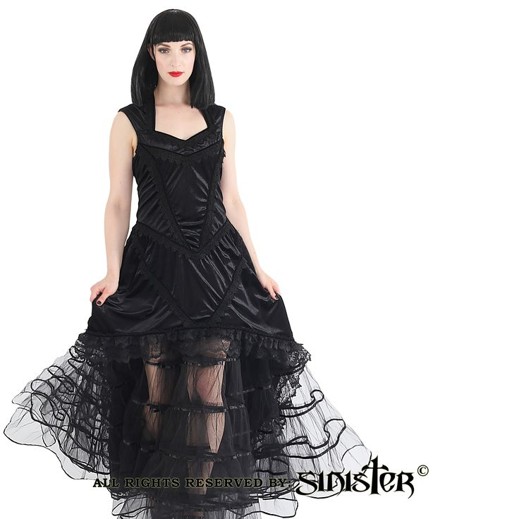 Dress 827 & Petticoat 376 www.sinister.nl
