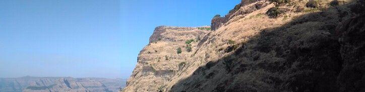 Raigad Fort in Raigad, Mahārāshtra
