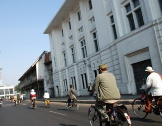 Old Batavia, Jakarta
