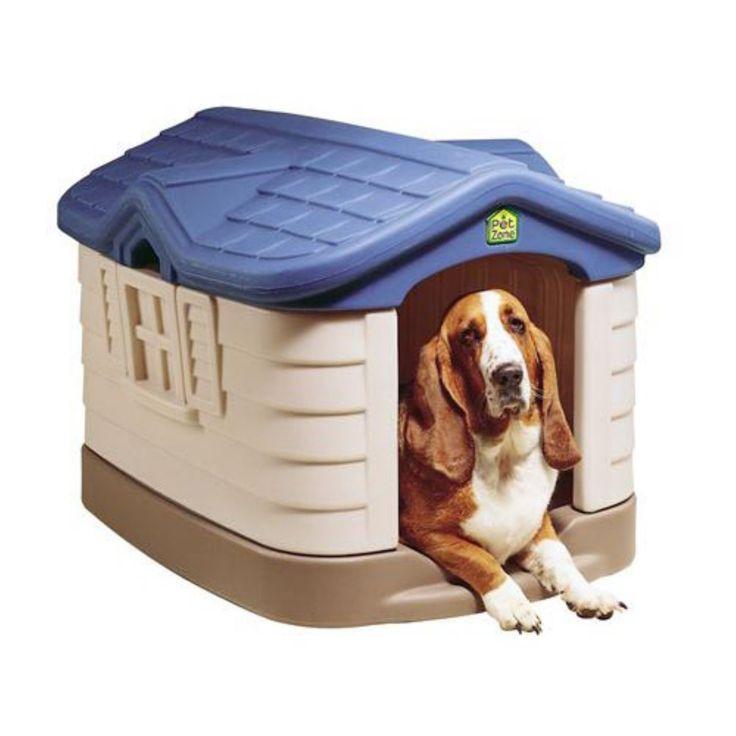 Pet Zone Cozy Cottage Dog House - 2150043025