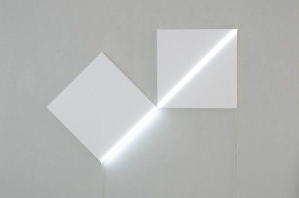 François Morellet's Geometrical Abstract Art | Trendland: Design Blog & Trend Magazine