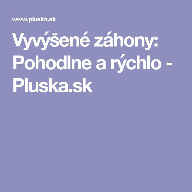 Vyvýšené záhony: Pohodlne a rýchlo - Pluska.sk