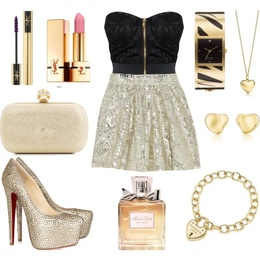 Glam Outfit
