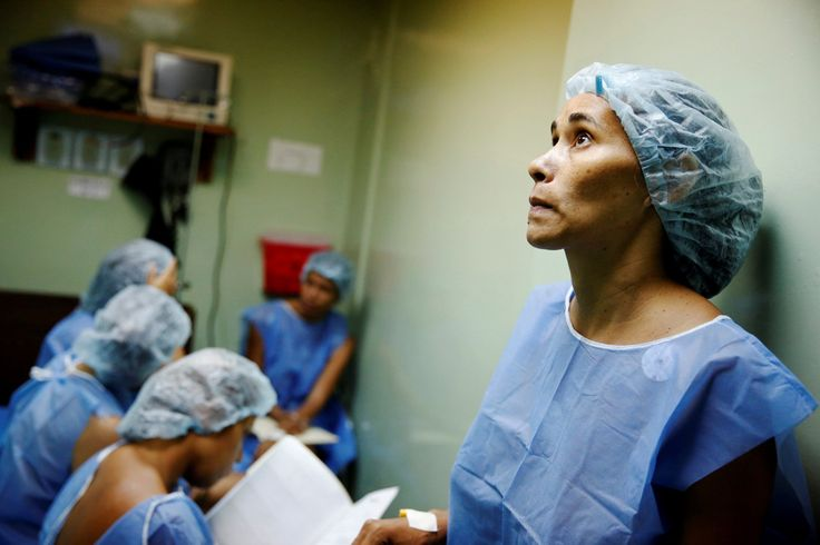 Venezuelan women's response to the country's economic crisis: Get sterilized #World #iNewsPhoto