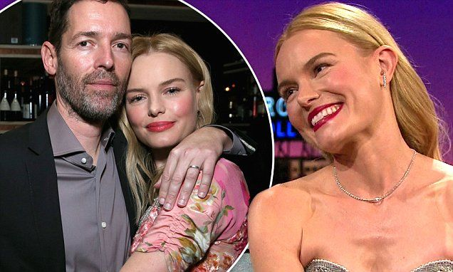 Kate Bosworth says husband Michael Polish is the sexiest man alive