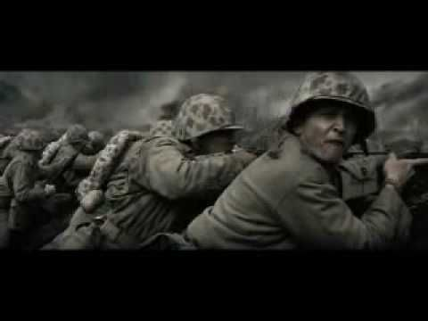 LOVE Barry Pepper in Flags Of Our Fathers -  Hero Of War