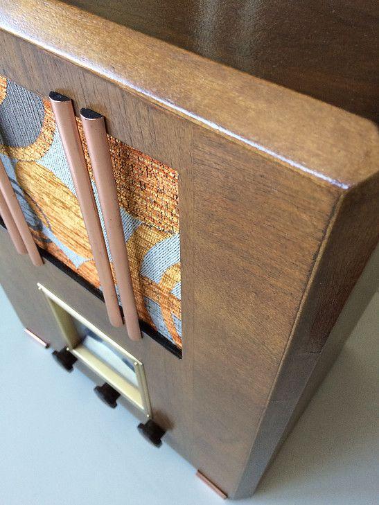 poste radio tsf vintage antique ducastel radios ancienne. Black Bedroom Furniture Sets. Home Design Ideas
