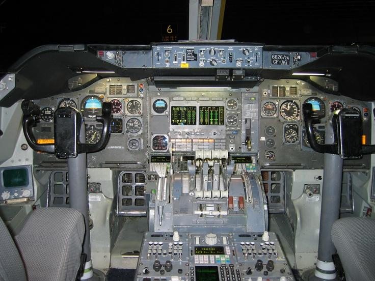 Boeing 747 200 Cockpit A Dream Come True Avation
