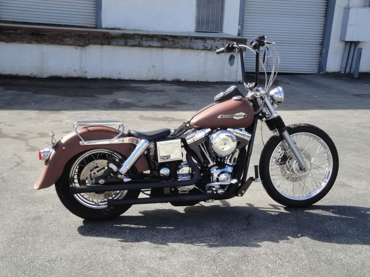 dyna bobber | Dyna super glide changed to bobber - Harley Riders USA Forums