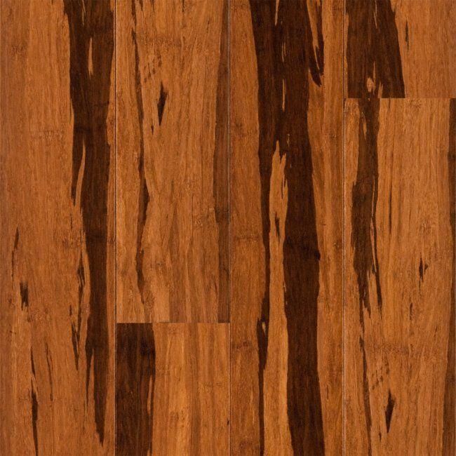 Morning star 5 8 x 3 3 4 golden zebra strand bamboo for Lumber liquidators decking