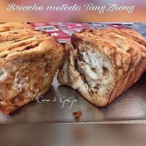 Brioche ripiena metodo Tangzhong