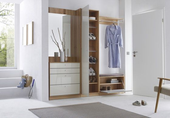 Built-in wardrobes | Hallway | Panama | Sudbrock. Check it out on Architonic