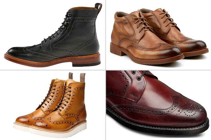 These mens brogue boots will instantly give you a smarter look. Discover which of our favorites made the list.
