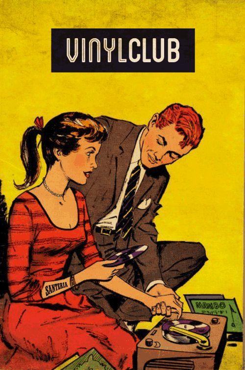 Vinyl Club: Romances Comic, Music Comic, Comic Books, Vintage Music, Vinyls Club, Records Covers, Records Players, Vinylclub, Vinyls Records