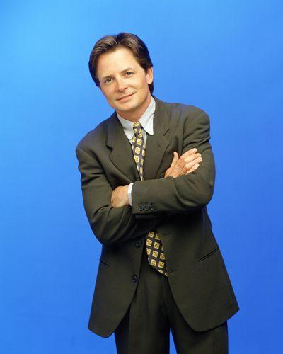 Michael J. Fox in Spin City