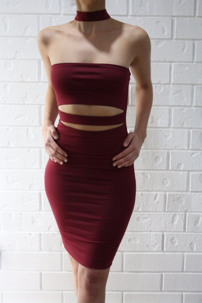 Wine Time Dress