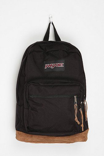 Jansport Right Pack Backpack. I bought one of these 6 years ago. It's still in great shape, but maybe that's because I use my bigger North Face backpack more often.