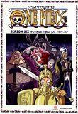 One Piece: Season Six - Voyage Two [2 Discs] [DVD]