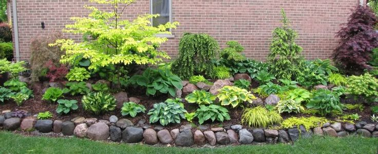 Landscaping On North Side Of House : Best images about north side of house landscaping on