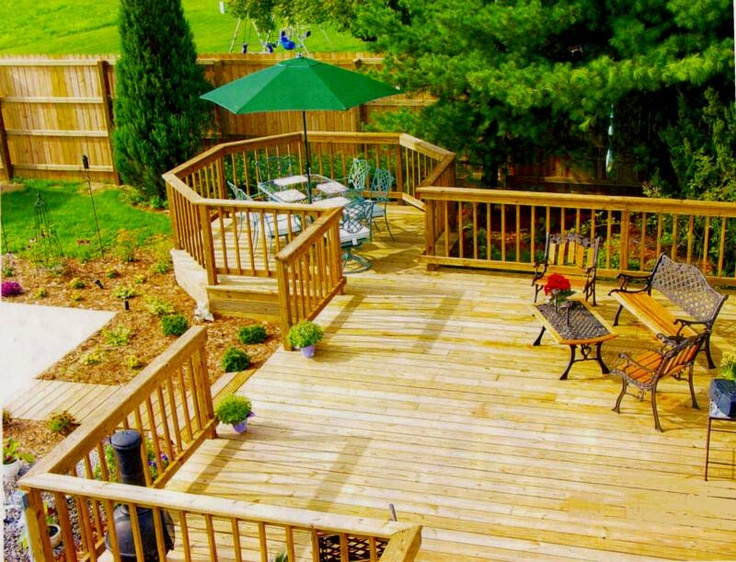 68 best deck images on Pinterest | Decking ideas, Bing images and ...