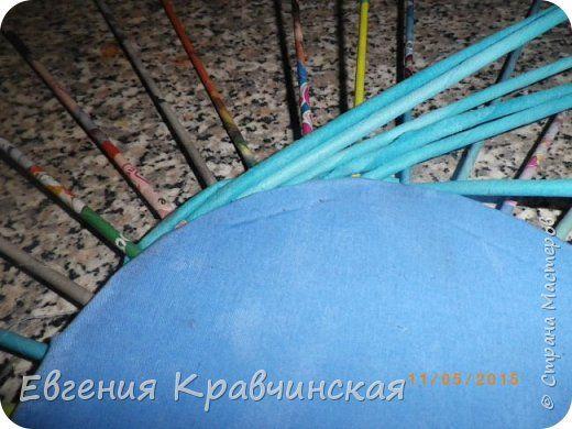 По просьбе Оксаны Кравченко показываю как можно сделать валик на стыке картона с двух сторон, на МК не тянет, но может кому пригодитса фото 6