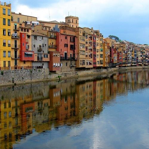 Cataluna, Spain: Spaces, Bucket List, Color, Dream, Catalonia Catalonia, Girona, Places, Travel, Spain