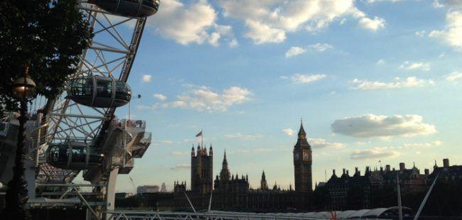 Passeios em Londres: a pé da Torre de Londres ao Big Ben » Segredos de Viagem