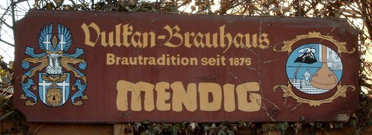 Vulkan Brauerei GmbH & Co. KG, Mendig, Bier in Rheinland Pfalz, Bier vor Ort, Bierreisen, Craft Beer, Brauerei